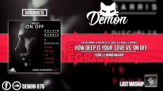 How Deep Is Your Love vs. On Off (Fedde Le Grand Mashup) (UMF 2016)