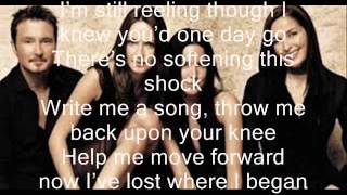 With Me Stay (Lyrics) - The Corrs
