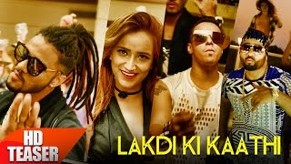 Teaser | Lakdi Ki Kaathi | Harshit Tomar ft.Raftaar | JSL | Full Song Coming Soon | Speed Records
