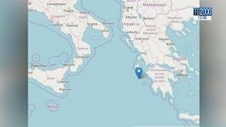 Terremoto in Grecia. Scossa avvertita nel sud Italia. Paura ma nessun danno