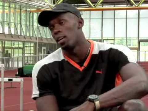 """Athlétisme: Usain Bolt se dit """"en grande forme"""""""