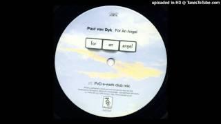Paul Van Dyk - For An Angel [1998]