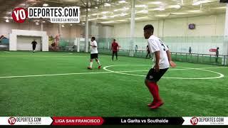 La Garita vs. Southside Champions Liga San Francisco