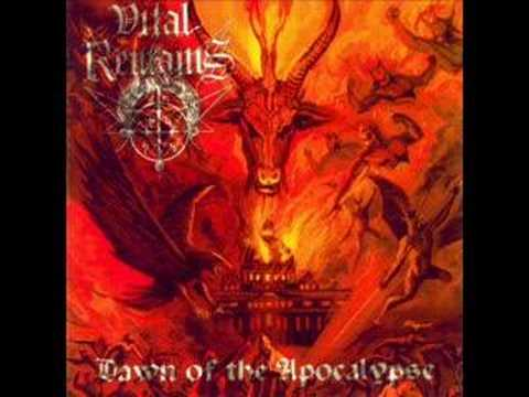 Behold The Throne Of Chaos de Vital Remains Letra y Video
