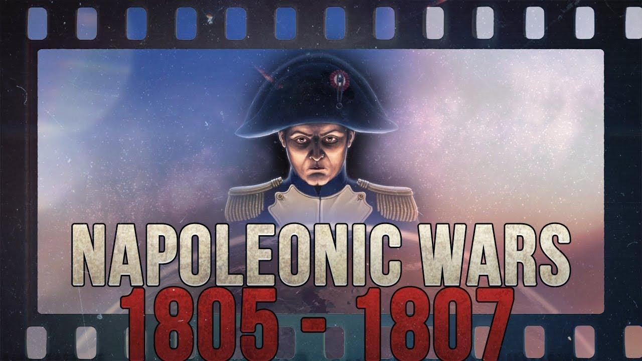 Napoleonic Wars : from Trafalgar to Friedland