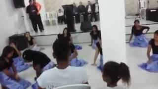 Paulo e Silas ( Alisson e Neide ) Coreografia - ADMAV