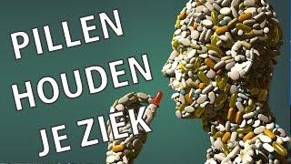 Medicijnen genezen niet!