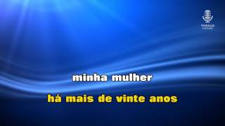 ♫ Karaoke UMA FOLGA À EMPREGADA - José Malhoa