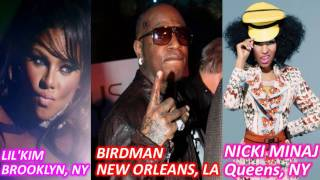 Birdman, Lil' Kim, and Nicki Minaj - Grinding gettin money