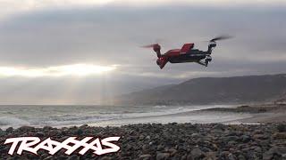 Aerial Adventure   Traxxas Aton
