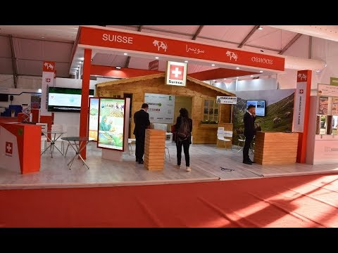 Video : Matin TV en direct du SIAM 2019 : La suisse, pays à l'honneur de la 14e édition