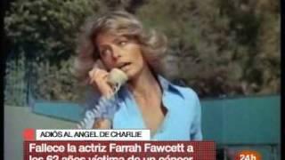 Muere Farrah Fawcett, uno de los Ángeles de Charlie