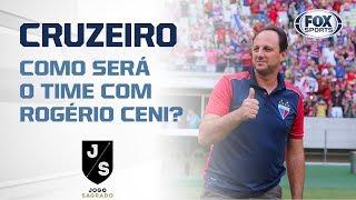 A GRANDE MISSÃO DE ROGÉRIO CENI NO CRUZEIRO, SEGUNDO ZINHO