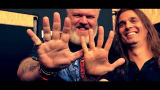 Hodor From 'GAME OF THRONES' Plays 'Symphony Of Destruction' W/ MEGADETH