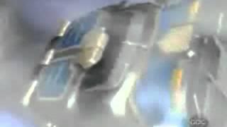 Power Rangers Ninja Storm Thunder Megazord