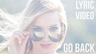 GO BACK (Official Lyric Video) LEAH DANIELS