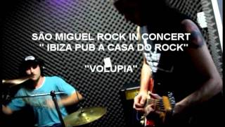 Chamada I São Miguel Rock in Concert-Banda Volupia .avi