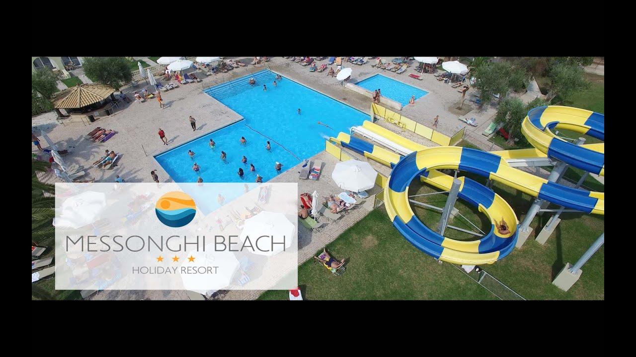 Hotel Messonghi Beach Corfu Grecia (3 / 14)