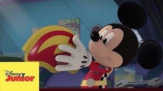 Consejos de Mickey para la Seguridad Vial I Mickey: Aventuras Sobre Ruedas