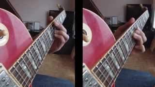"""Skin & Bones"" (Foo Fighters) - Electric Guitar Cover by Hugo Martin"
