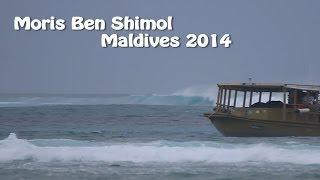 Moris Ben Shimol Maldives 2014