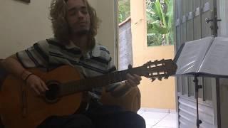 Luiz Bonfá - Manhã de Carnaval (Cover Pedro Guerra)