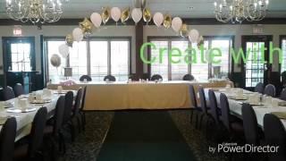 Graduation dinner event