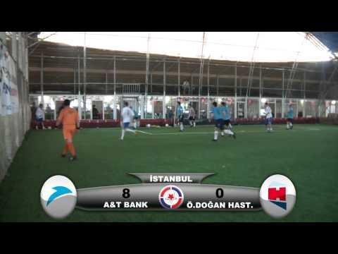 A&T BANK - ÖZEL DOĞAN HASTANESİ/ Business Cup 2012 İstanbul