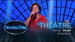 """XAVIER : """"Roule"""" - Théâtre - Nouvelle Star 2017"""