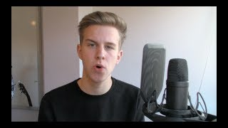 Halsey - Not Afraid Anymore (Henk Babois Cover)