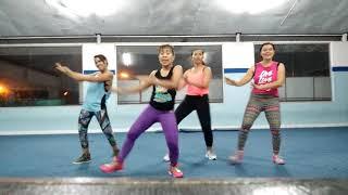 Taki Taki - Zumba Fitnez / Dj Snake Feat Selena Gomez,  Ozuna,  Cardi B