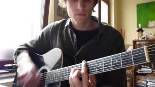 Arctic Monkeys - Mardy Bum cover
