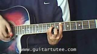 Stillness of Heart (of Lenny Kravitz, by www.guitartutee.com