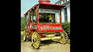Vintage Popcorn Concession Stands HD