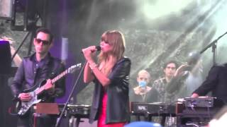 CHROMATICS (LIVE) @ Fun Fun Fun Fest 8