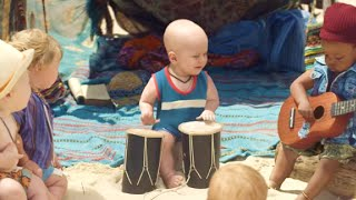 Evian Baby Commercial   New 2016   Dance Babies are Back