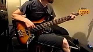 Rudie can't fail The Clash bass 2010