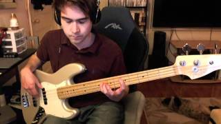 I Kissed A Girl (Katy Perry) bass cover