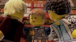LEGO City Undercover - Nintendo Switch Announce Trailer