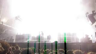 Dour Festival 2017 - Justice playing Chorus