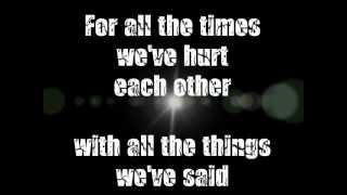 Hanging By A Thread (lyrics) - Billy Talent
