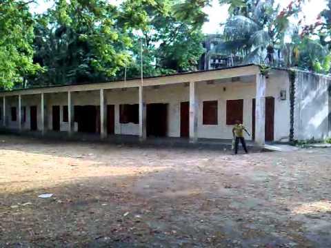 A school in Sylhet, Bangladesh