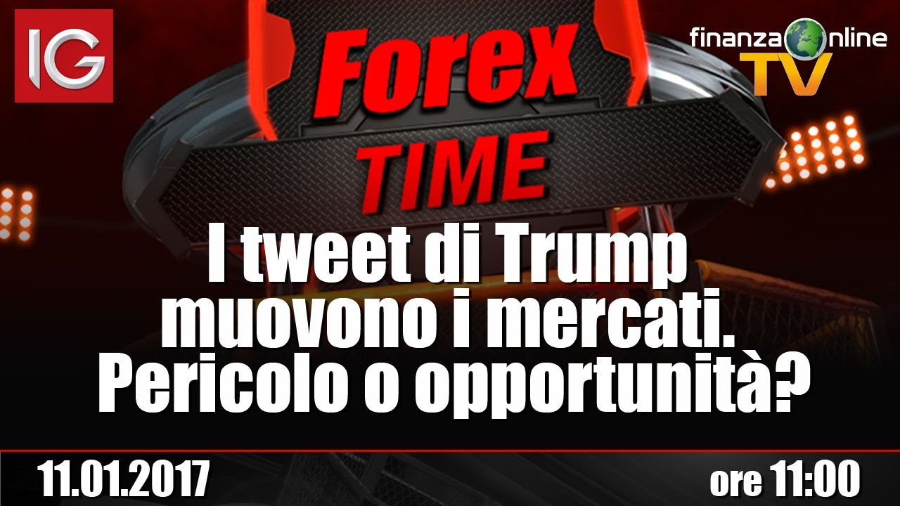 Forex Time: ospite Marco Carmentano