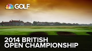 """Live From Royal Liverpool"" - British Open Championship 2014 