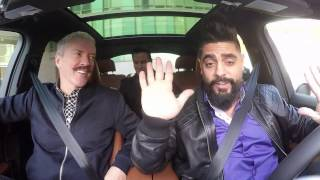 City Cruzing with Colin and Justin Part 1
