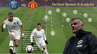 What Solskjaer must improve for the 2nd Leg against PSG | Tactical Analysis | PSG vs Man United