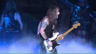 Iron Maiden Live In Paris 2nd Night 2008 (HQ)