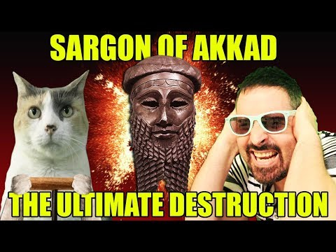 SARGON: THE ULTIMATE DESTRUCTION
