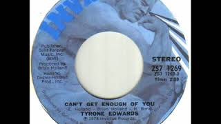 FATH BRISTOL-TYRONE EDWARDS - Can't Get Enough Of You