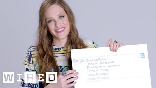 Mr. Robot's Carly Chaikin Answers the Web's Most Searched Questions | WIRED
